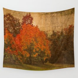 Shorter Days Wall Tapestry