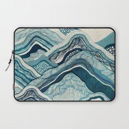 Blue Mountain Hike Laptop Sleeve