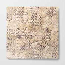 Sand Odyssey Metal Print