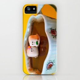 Hot Date iPhone Case