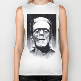 Frankensteins Monster Biker Tank