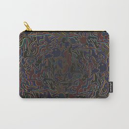 paranoia neon Carry-All Pouch