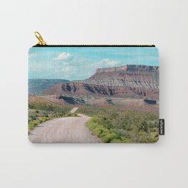 Dirt Road Home (La Verkin, Utah) Carry-All Pouch