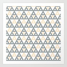 pattern series 048 Art Print