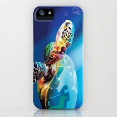 Sea Turtle Slim Case iPhone (5, 5s)