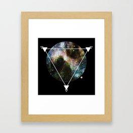 Ferrovia Framed Art Print