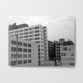 City 1 Metal Print