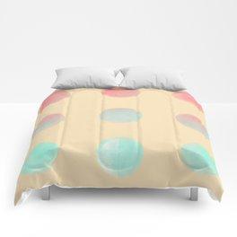 Sunrise in Spain Comforters