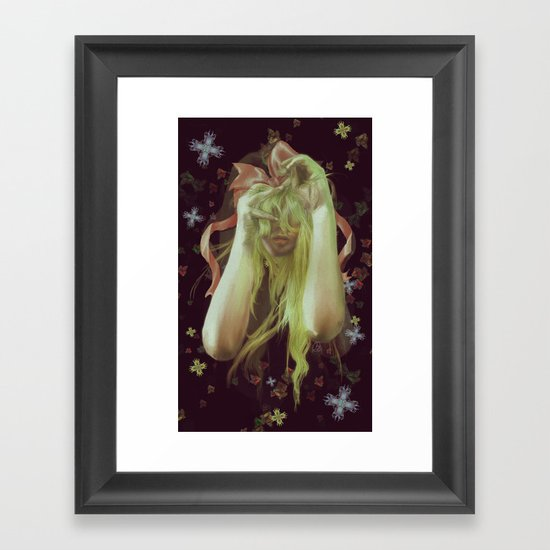 SULK Framed Art Print