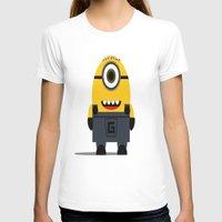 minion T-shirts featuring Minion by Ian Zandi