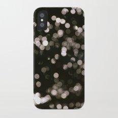 Bokeh. iPhone X Slim Case