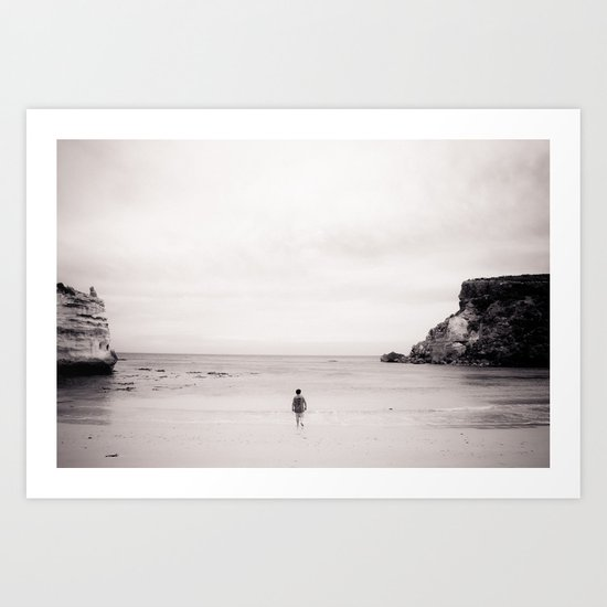 childers cove Art Print