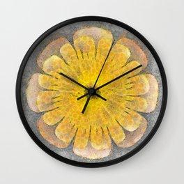 Morenosite Makeup Flowers  ID:16165-102401-08620 Wall Clock