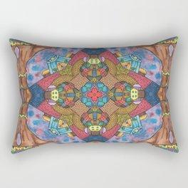 MicroCity Rectangular Pillow
