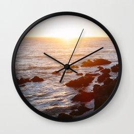 Cambria, California Wall Clock