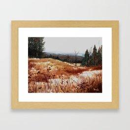 Olana Framed Art Print