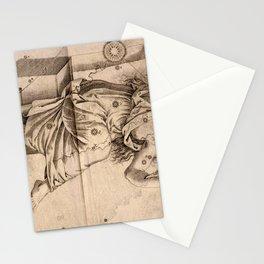 Bayer's Uranometria 1661 - Andromeda Stationery Cards