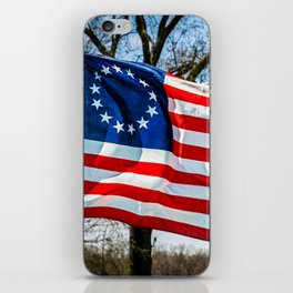 Betsy Ross Flag iPhone Skin