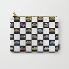 Crazy Car Art 0158 Carry-All Pouch