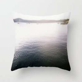 Spanish Sunset Throw Pillow