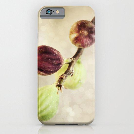Fichi Dolci iPhone & iPod Case