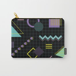 Memphis Pattern 4 - 80s Retro Carry-All Pouch