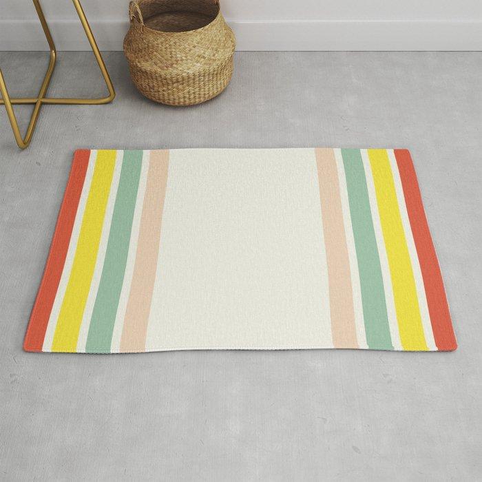 Summer Stripes Rug