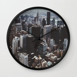 Empire II Wall Clock