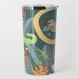 Rain forest animals 003 Travel Mug