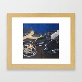 Highly Polished Framed Art Print