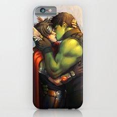 William and Theodore 10 iPhone 6s Slim Case