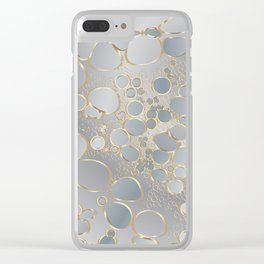 Abstract digital work Clear iPhone Case