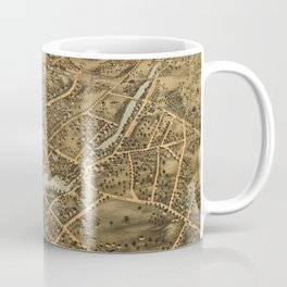 Stamford Connecticut 1875 Coffee Mug