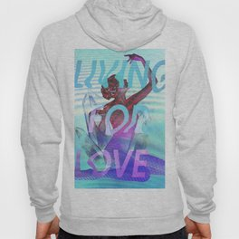 Living for Love Hoody