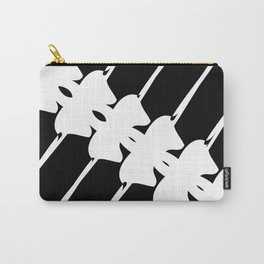 black & white ganchirijillo Carry-All Pouch