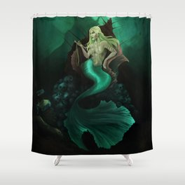 Treasures Untold Shower Curtain