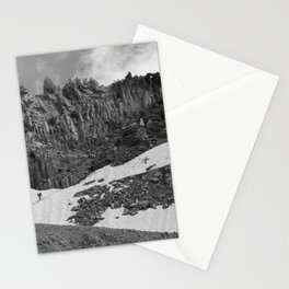 Alpine Expedition Stationery Cards