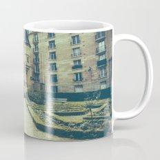 French Garden Maze IV Mug