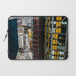 Bankside from above Laptop Sleeve