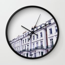 Nothing but Notting Wall Clock