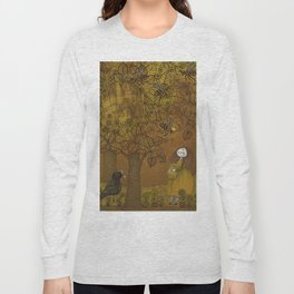 The Queen of Bees and the Princess who loved Honey Long Sleeve T-shirt