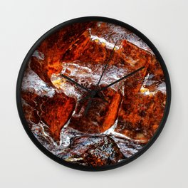 Icy Hot Wall Clock