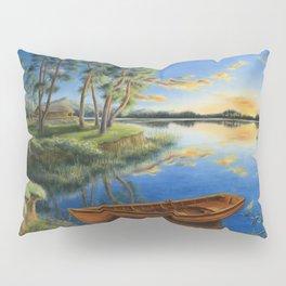 Pine lake Pillow Sham