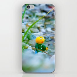 lone gwerg iPhone Skin