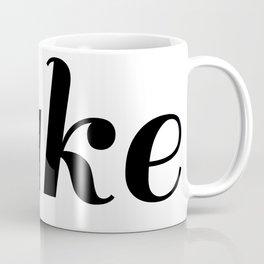 dyke pride Coffee Mug