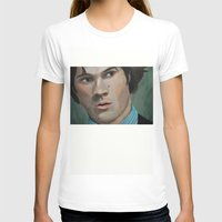 sam winchester T-shirts featuring Bedtime Stories (Sam Winchester) by Lauren Craig