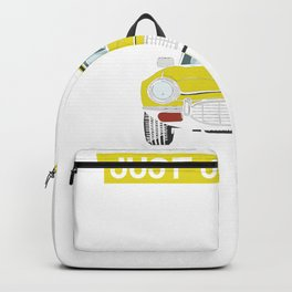 One More Car Promise Backpack