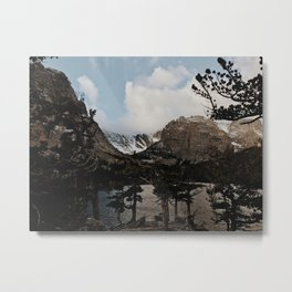 The Loch Metal Print