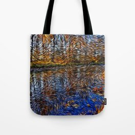 gogh style Tote Bag