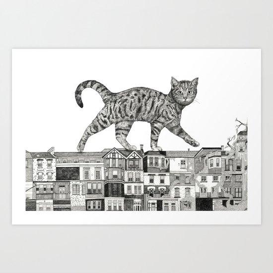 ZEITGEIST Art Print